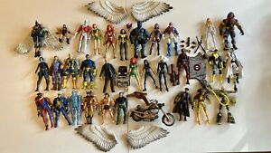 Marvel Legends X-MEN 31 FIGURE LOT Cyclops Wolverine Beast Phoenix X-Force more