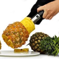 1pc Creative Stainless Steel Pineapple Corer Slicer Peeler Parer Cutter Kitchen
