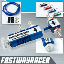 Universal Blue Turbo Manual Boost Controller MT MBC PSI MK1 MK2 MK3 MK4 MK5 1.8T