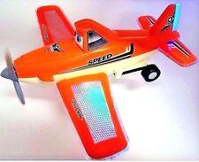 Alta velocità super AEREO Light & Sound Bump & Go Giocattolo Planes Aerei