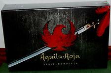 AGUILA ROJA SERIE COMPLETA 1-9 TEMPORADAS 43 DISCOS DVD NUEVO PRECINTADO R2