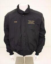 Vintage Crown Gold Wing Touring Association Destination Friendship Jacket Large