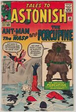 TALES TO ASTONISH #48, MARVEL 1963, VG- CONDITION, 1ST PORCUPINE