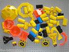 Lot de pièces LEGO AQUAZONE / pour le set ref 6145 6199 6195 6180 6494 ...