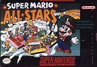 Super Mario All Stars Super Nintendo SNES Game