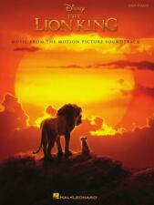 THE LION KING MUSIC BOOK EASY PIANO FROM THE DISNEY MOVIE NEW ON SALE SONGBOOK!!