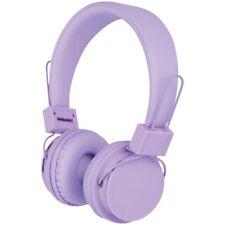 Qudo Volume Limited Bluetooth Headphones Purple
