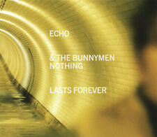 Echo & The Bunnymen ‎– Nothing Lasts Forever CD Single NL1