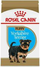 Royal Canin Yorkshire Terrier Puppy Dry Dog Food, New Bag, Unopened