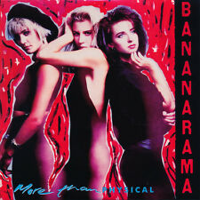 BANANARAMA MORE THAN PHYSICAL CD SINGLE 2015 REMASTERED IN A BUNCH 13 TRACK PWL