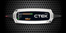 CTEK MXS 5.0  Battery Charger # 40-206 , 12 Volt 4.3A