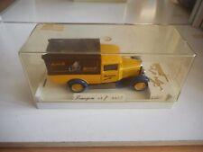 "Solido Citroen C4F ""Michelin"" in Yellow/Brown on 1:43 in Box"