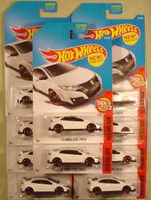 Hot Wheels '16 Honda Civic Type R white lot (10) 2017