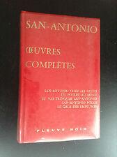 Dard San Antonio oeuvres complètes Fleuve Noir tome 5 TBE