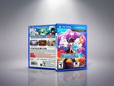 Demon Gaze - PlayStation Vita Cover and Case. NO GAME!!