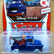Disney PIXAR Cars IVAN Only at Kmart DELUXE diecast 2013 Mail-in Mattel Promo