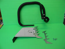 STIHL CHAINSAW 044  MS440 WRAP HANDLE BAR, SIDE COVER, DOG SPIKE SET NEW