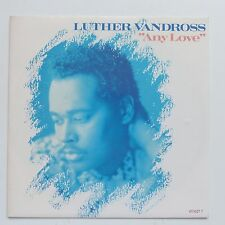 LUTHER VANDROSS Any love EPC 653027 7 CB 111 RRR