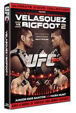 NEW & Sealed UFC 160 - Velasquez vs. Bigfoot 2 DVD (2 Discs) Hunt v dos Santos