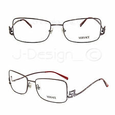 c46f99023c2 New ListingVERSACE MOD 1030-B 1012 Crystal Eyeglasses Eyewear - Made in  Italy-New Authentic