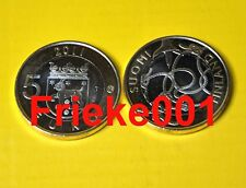 Finland - Finlande - 5 euro 2011 unc.(Tavastia)