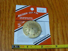 Precision Scale On3 #40689 Smokebox Front Baldwin 2-8-0 #2 (Brass Casting)