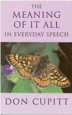 Meaning of It All in Everyday Speech (Paperback or Softback)