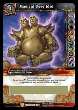 WOW MAGICAL OGRE IDOL LOOT CARD UNSCRATCHED