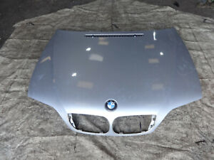 BMW E46 1999-2006 320d Facelift touring estate Bonnet in 354 Titan silver