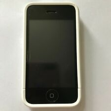 Apple iPhone 3GS - 16GB - White (AT&T), Used Good with Case and Screen Protector