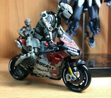 (In-Stock@5zeroToys) Maisto 1:18 Scale Ducati GP18 #04 [Figure Not Include]