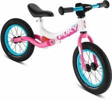 Puky 4083 Laufrad Weiß Pink Alurad 3,7 Kg Neu & Ovp