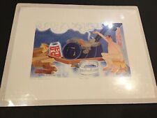 """Rie Munoz """"STEAM BATH ANIAK"""" S/N Lithograph Circa 1995"""