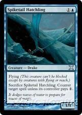 SPIKETAIL HATCHLING Tenth Edition MTG Blue Creature — Drake Unc