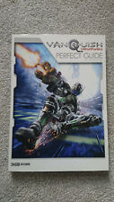 Vanquish Strategy Guide - Sony PlayStation 3 & Microsoft Xbox 360 - Japanese