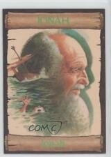 1989 re-Ed Bible Cards #5 Jonah Non-Sports Card 0q3