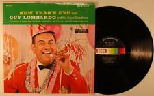 New Year's Eve with Guy Lombardo and His Royal Canadians LP NM Xmas Decca shrink