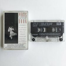Paris After Dark - French Cabaret Artists & Songs - Cassette TC-EMS 1296