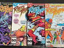 New ListingDc Red Tornado Comic Full Run Lot Hi Grade Average Comics #2 - #4