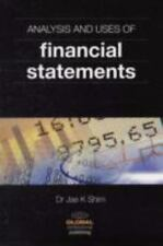 Analysis and Uses of Financial Statements (International dictionary)