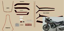 Honda CBX 1000 pro Enlace Serie Adhesivos Stickers
