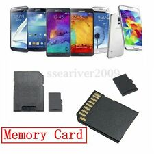 32GB Digital Mobile Phone High Speed Micro SD Memory Card Class 6 With Adapter