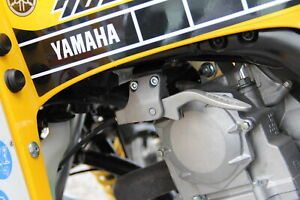 Handbremsenhalter Tieferlegung Yamaha Raptor YFM 700 Handbremse schwarz