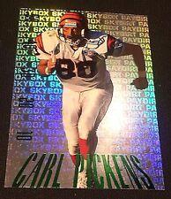 CARL PICKENS 1995 Skybox PAYDIRT GREEN Foil INSERT Card SSP #PD20 Rare BENGALS