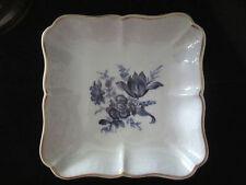 Vintage Richard Ginori Savona Italian Porcelain Square Dish Mint Condition!!
