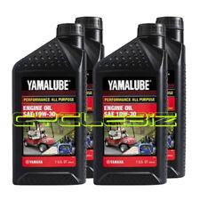 Yamalube Performance All Purpose Engine Oil SAE 10W-30 - 4 Quarts / 1 Gallon