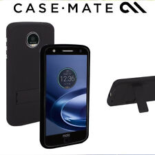 Case Mate Tough Stand Case For Motorola Moto Z Droid Edition Black NEW OEM