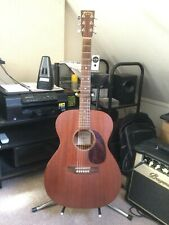 More details for martin 000 15m mahogany acoustic guitar excellent condition w/hard case