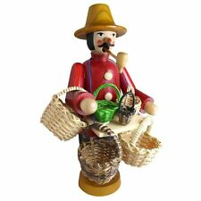 Standing Wooden Selling Baskets Incense Burner Smoker Made In Germany