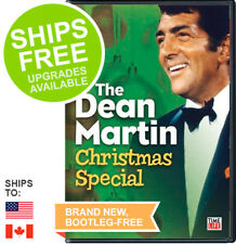 The Dean Martin Christmas Special (DVD, 2012) NEW, Sealed, Bob Newhart